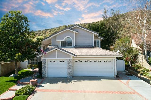 28711 Howard Marrie Court, Saugus, CA 91390 (#SR20159586) :: Sperry Residential Group