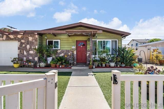 5027 Capehart St, San Diego, CA 92117 (#200037879) :: The Najar Group