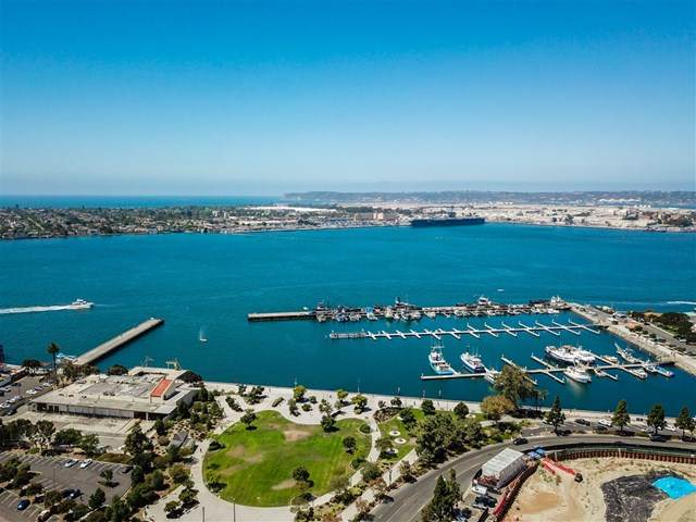 700 W Harbor Drive #2303, San Diego, CA 92101 (#200037886) :: Sperry Residential Group