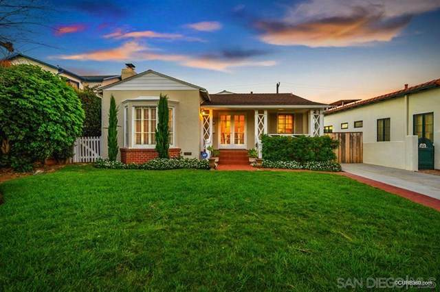 3414 Whittier St, San Diego, CA 92106 (#200037911) :: RE/MAX Masters