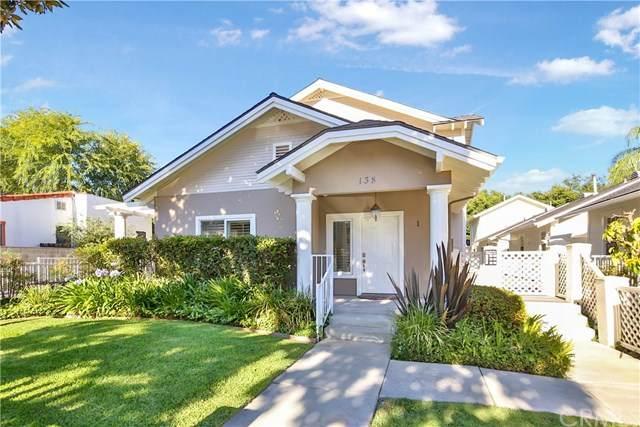 138 S Bonnie Avenue #1, Pasadena, CA 91106 (#AR20159630) :: The Brad Korb Real Estate Group