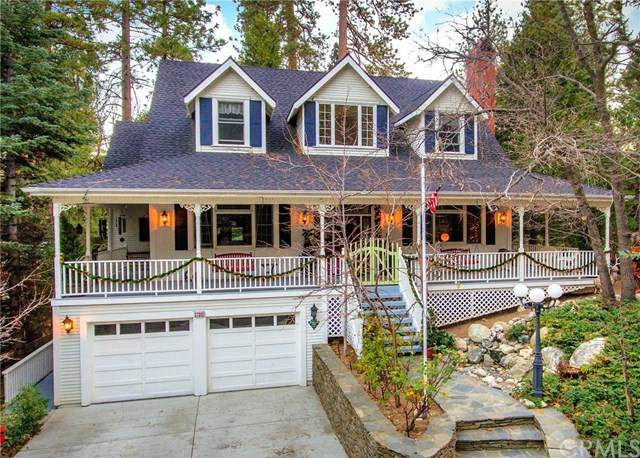27312 Pinewood Drive, Lake Arrowhead, CA 92352 (#EV20159185) :: Sperry Residential Group