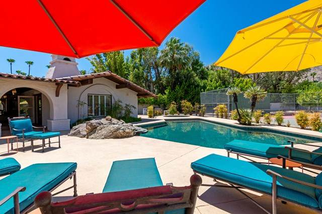 460 W Vereda Norte, Palm Springs, CA 92262 (#219047373PS) :: The Najar Group