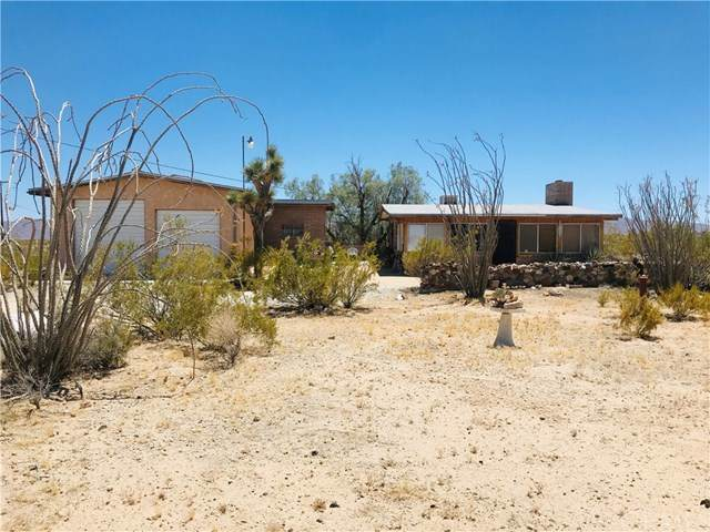 63555 Celesta Road, Joshua Tree, CA 92252 (#JT20159058) :: The Costantino Group | Cal American Homes and Realty