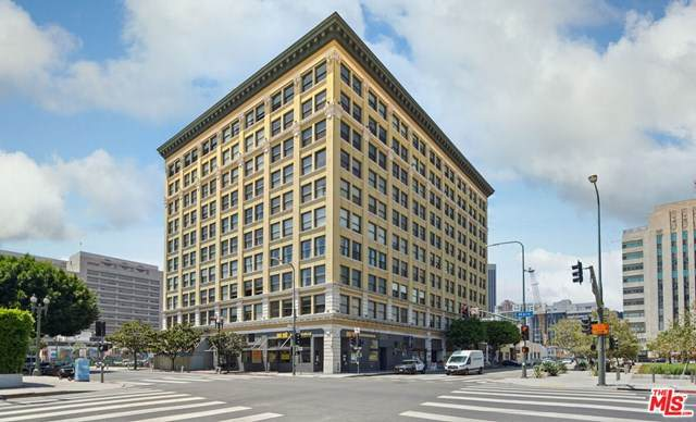 108 W 2nd Street #902, Los Angeles (City), CA 90012 (#20615382) :: Sperry Residential Group