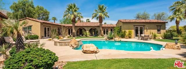 1069 Bella Vista, Palm Springs, CA 92264 (#20615638) :: Sperry Residential Group