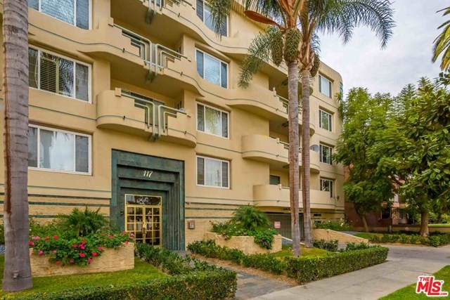 117 N Gale Drive #202, Beverly Hills, CA 90211 (#20615574) :: Powerhouse Real Estate