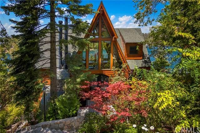28764 Palisades Drive, Lake Arrowhead, CA 92352 (#EV20159541) :: Crudo & Associates