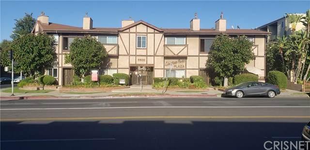 5500 Lindley Avenue #208, Encino, CA 91316 (#SR20159770) :: The Parsons Team