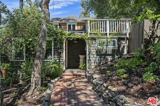 836 Fernwood Pacific Drive, Topanga, CA 90290 (#20615694) :: RE/MAX Empire Properties