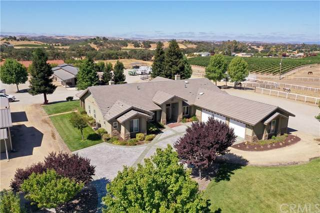4755 Bellmont Lane, Paso Robles, CA 93446 (#NS20158088) :: RE/MAX Masters