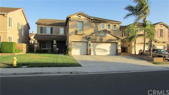 13637 Aspen Leaf Lane, Eastvale, CA 92880 (#IV20156883) :: Compass
