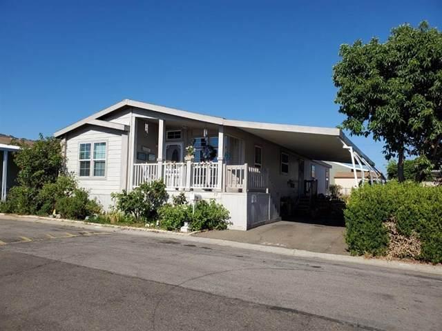 450 E Bradley Ave Spc 77, El Cajon, CA 92021 (#200038028) :: The Najar Group