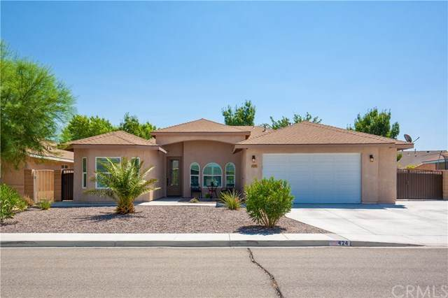 424 Abigail Street, Ridgecrest, CA 93555 (#PW20159646) :: The Costantino Group | Cal American Homes and Realty