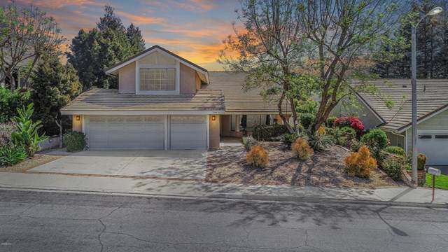 2746 Parkview Drive, Thousand Oaks, CA 91362 (#220008482) :: Sperry Residential Group