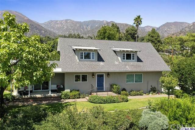 5552 Terrace Drive, La Crescenta, CA 91214 (#320002725) :: Sperry Residential Group