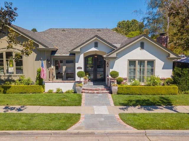1285 Norval Way, San Jose, CA 95125 (#ML81805169) :: Rogers Realty Group/Berkshire Hathaway HomeServices California Properties