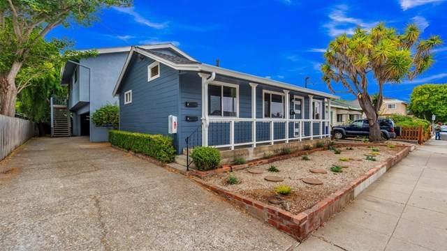 412 Ramona Avenue, Monterey, CA 93940 (#ML81805172) :: Rogers Realty Group/Berkshire Hathaway HomeServices California Properties