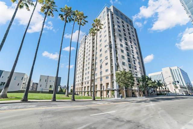 175 Saint James Street #1204, San Jose, CA 95110 (#ML81804989) :: Rogers Realty Group/Berkshire Hathaway HomeServices California Properties