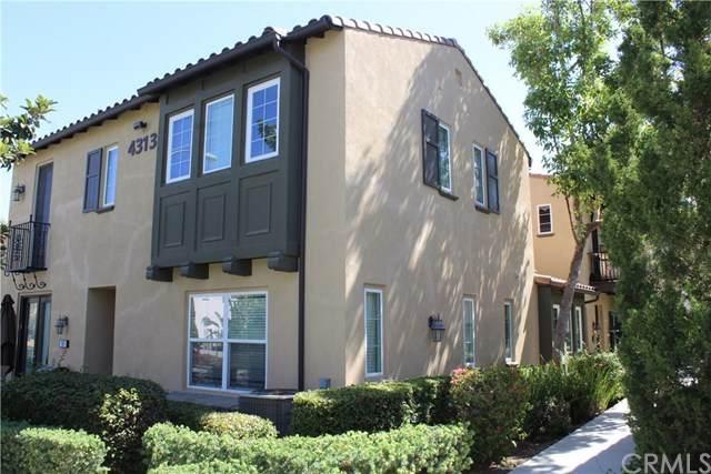 4313 Owens Street #103, Corona, CA 92883 (#IG20160322) :: Compass