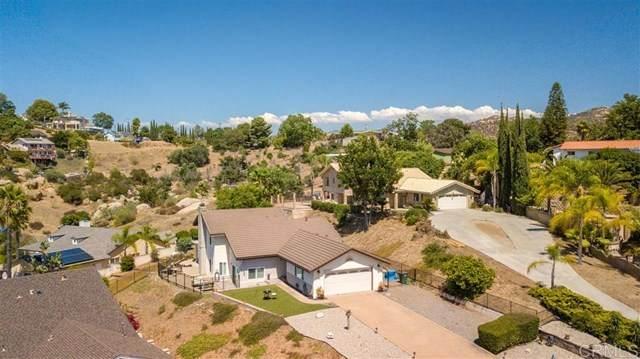 1634 Jackson Hill Ct, El Cajon, CA 92021 (#200038104) :: The Najar Group