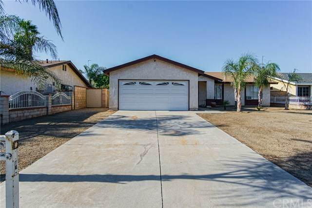 16160 Rosemary Drive, Fontana, CA 92335 (#EV20160337) :: Allison James Estates and Homes