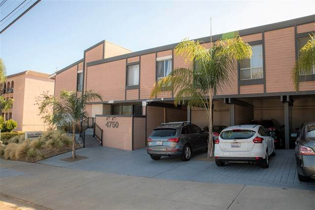 4750 Noyes St #218, San Diego, CA 92109 (#200038113) :: Sperry Residential Group