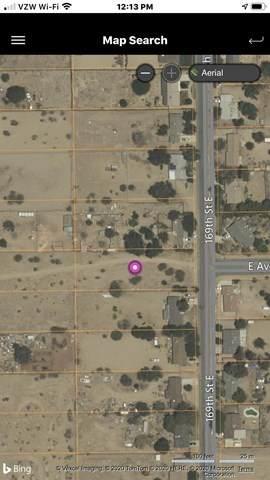 0 169th Street E, Lancaster, CA 93535 (#527025) :: The Najar Group
