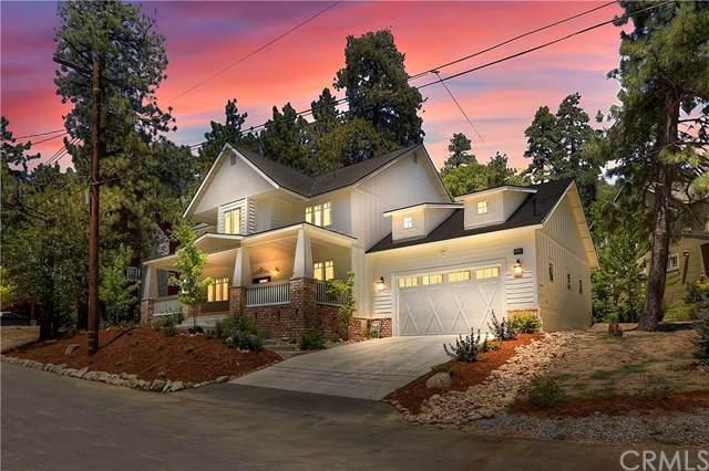 26632 Pinehurst, Lake Arrowhead, CA 92352 (#EV20160372) :: Sperry Residential Group