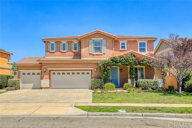 5055 Glenwood Avenue, Fontana, CA 92336 (#TR20160362) :: Allison James Estates and Homes