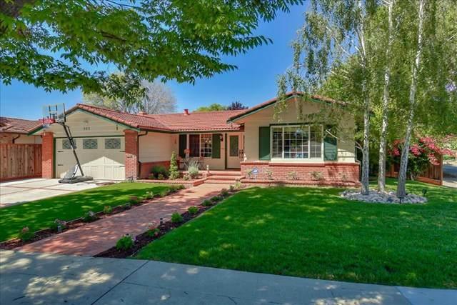 903 Lanewood Drive, San Jose, CA 95125 (#ML81805188) :: The Najar Group