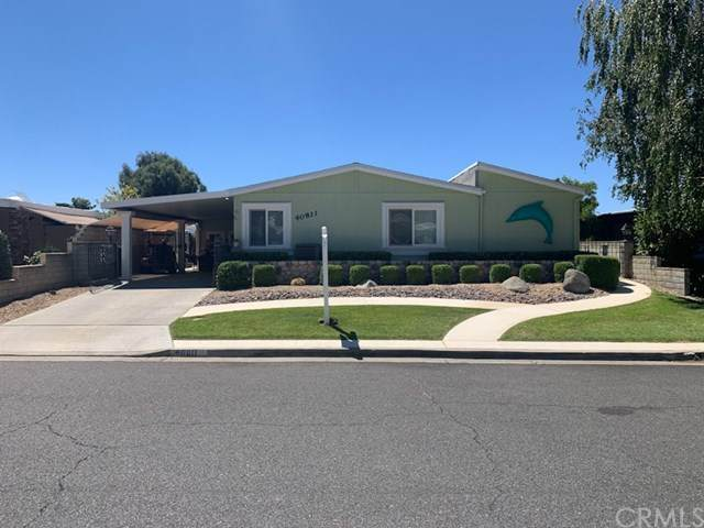 40811 Cheyenne Trail, Cherry Valley, CA 92223 (#IV20160324) :: Sperry Residential Group