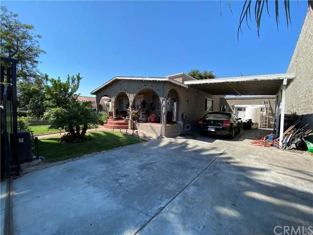 1229 E Pine Street, Compton, CA 90221 (#DW20160459) :: Team Tami
