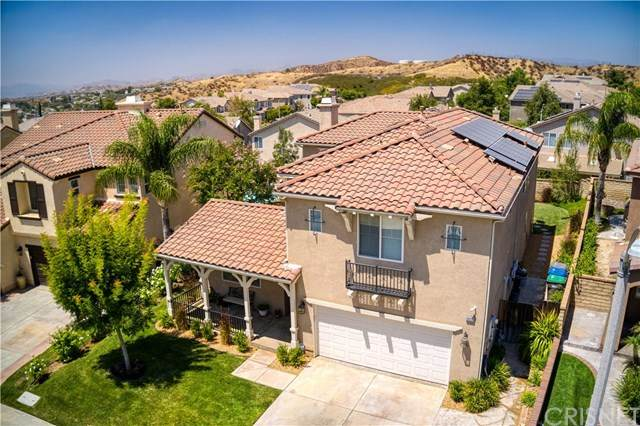 29223 Orion Lane, Saugus, CA 91390 (#SR20159794) :: Sperry Residential Group