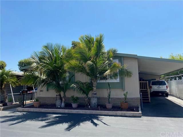 9080 Bloomfield Avenue #283, Cypress, CA 90630 (#DW20160516) :: Crudo & Associates