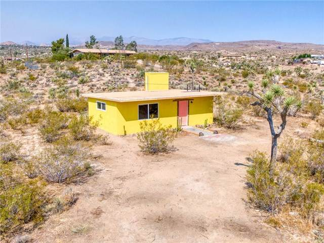 57879 Sun Mesa Drive, Yucca Valley, CA 92284 (#JT20158911) :: Sperry Residential Group