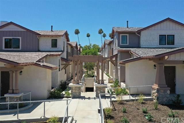 547 N Wilson Avenue #1, Pasadena, CA 91106 (#AR20160649) :: Sperry Residential Group