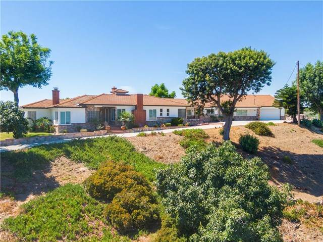 1068 Picaacho Drive, La Habra Heights, CA 90631 (#DW20159469) :: Sperry Residential Group