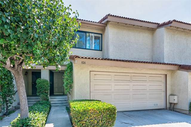 926 Whitewater Drive #96, Fullerton, CA 92833 (#RS20160696) :: Sperry Residential Group