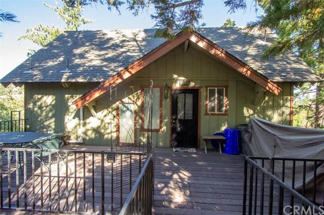1015 Sandalwood Drive, Lake Arrowhead, CA 92352 (#EV20160508) :: Sperry Residential Group