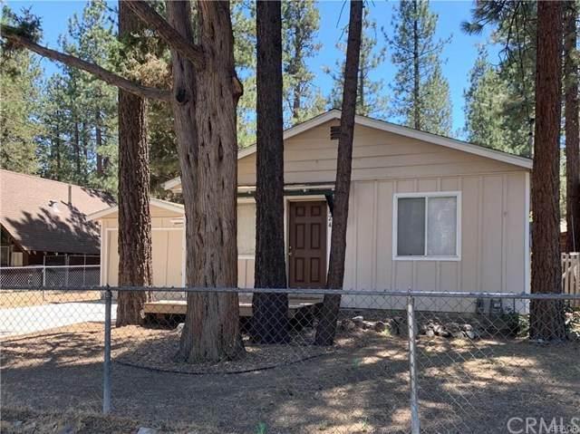 624 Irving Way, Big Bear, CA 92314 (#EV20160760) :: Sperry Residential Group