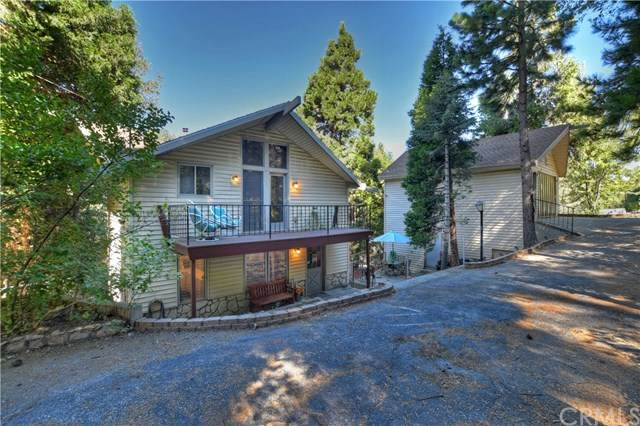632 Grass Valley Road, Twin Peaks, CA 92391 (#EV20160833) :: Sperry Residential Group