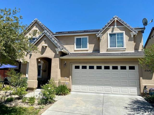 11520 Piona Lane, Atascadero, CA 93422 (#NS20160861) :: Sperry Residential Group