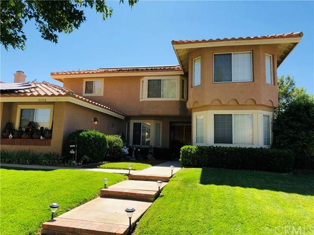 41553 W Sandalwood Place, Quartz Hill, CA 93536 (#PW20160426) :: The Results Group