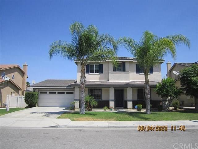 1557 Burns Lane, San Jacinto, CA 92583 (#SB20160895) :: Mainstreet Realtors®