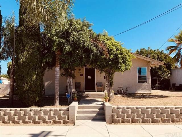 1126 E E 7Th St, San Diego, CA 91950 (#200038234) :: The Laffins Real Estate Team