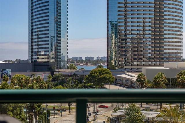 555 Front St #704, San Diego, CA 92101 (#200038238) :: Z Team OC Real Estate