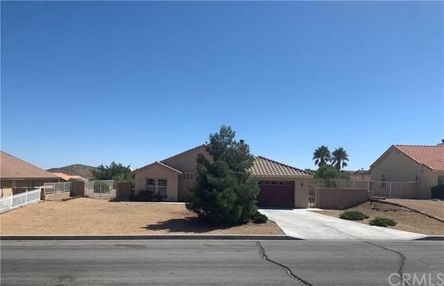 57234 Selecta Avenue, Yucca Valley, CA 92284 (#EV20161015) :: Go Gabby