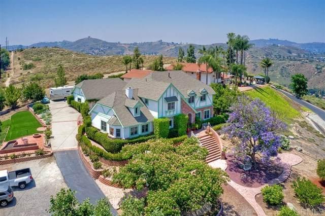 9621 Rancho Mirage Ln, Lakeside, CA 92040 (#200038243) :: Go Gabby