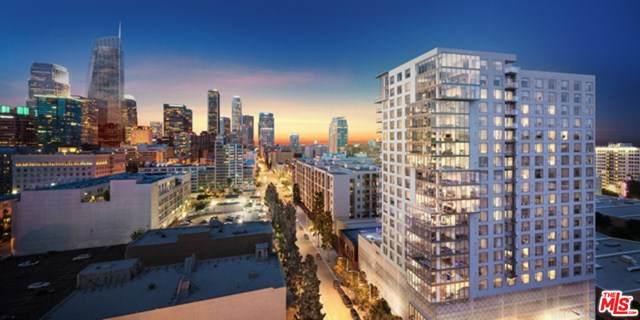 1050 Grand Avenue #1504, Los Angeles (City), CA 90015 (#20616000) :: Z Team OC Real Estate
